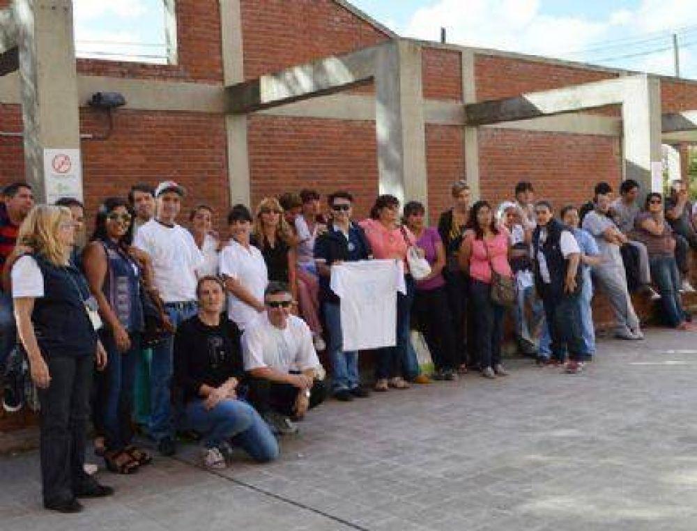 Ningún representante del Sanatorio EMHSA asistió a la audiencia con dirigentes de ATSA