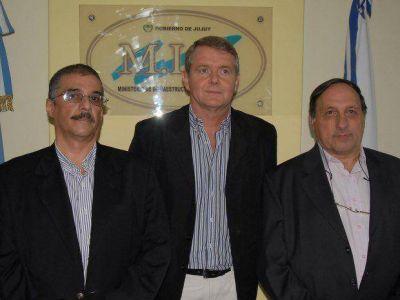 Nuevos funcionarios del Ministerio de Infraestructura
