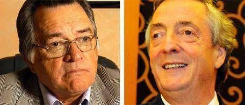 """""""El peronismo soy yo"""": Barrionuevo y Kirchner pelean por el sello del PJ en Catamarca"""