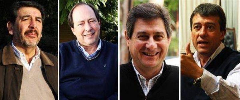 Cruce de candidatos en Mendoza