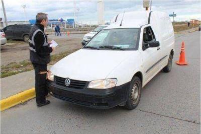 El Municipio incautó 35 vehículos