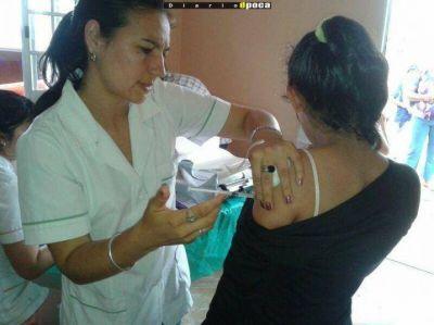 Muy pocos se aplican la vacuna obligatoria contra la Hepatitis B