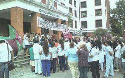 Siguen los cruces por un nuevo paro en hospitales bonaerenses