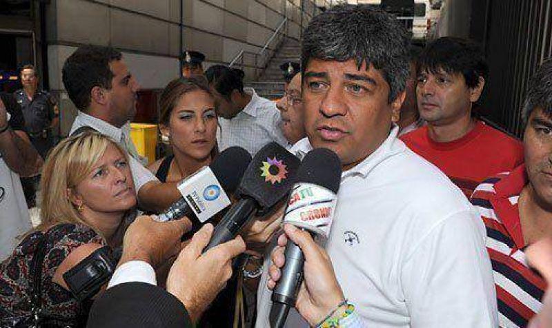 """Pablo Moyano: """"Es imposible ponerle un techo a las paritarias"""""""
