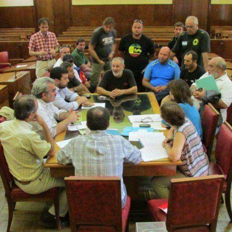 El Sindicato de Guardavidas pide la municipalizaci�n de todos los trabajadores