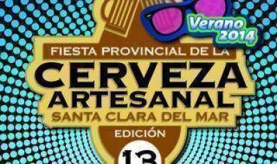 Mar Chiquita: Fiesta Provincial de la Cerveza Artesanal con La Bersuit y Los Auténticos Decadentes