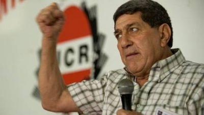 """Amado Quintar: """"El nuevo sector de Guzmán es un aporte para el radicalismo"""""""