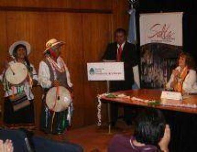 Salta : Gran espectativa por el Desentierro del Carnaval Andino 2014