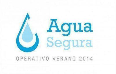 Intensifican el operativo Agua Segura en el circuito vial de la costa atlántica