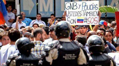 """Human Rights Watch repudió el """"silencio regional"""" sobre Venezuela"""