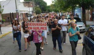 Ola de Inseguridad en Quilmes: Vecinos se manifiestan y reclaman la presencia del Intendente Gutiérrez