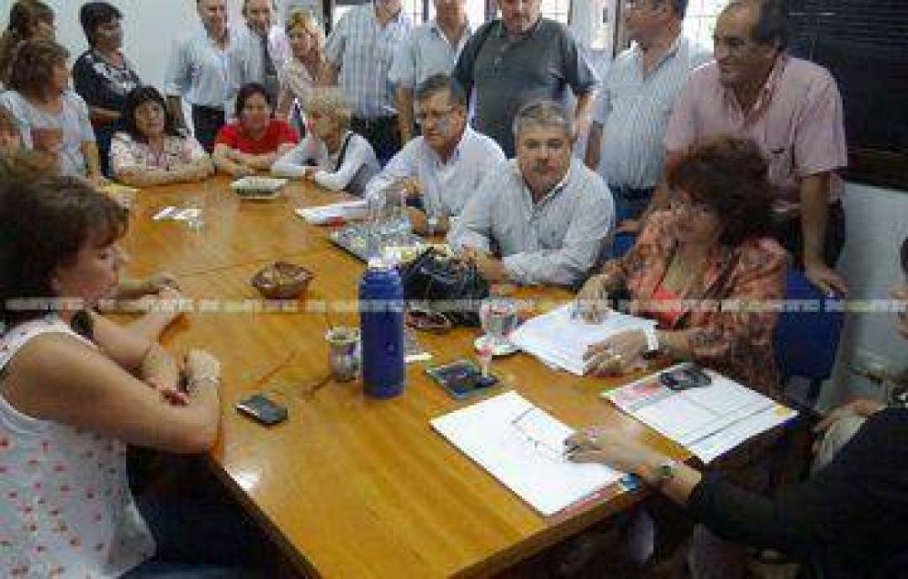 No se realizó la reunión de conciliación obligatoria con judiciales pero igual quedó suspendido el paro