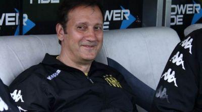 """Perazzo: """"El sábado contra All Boys será un partido para hombres"""""""