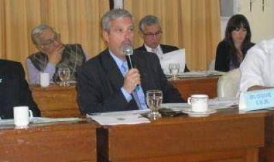 Coronel Rosales: El HCD aprobó la renuncia de Starc y Holzman asume como Intendente
