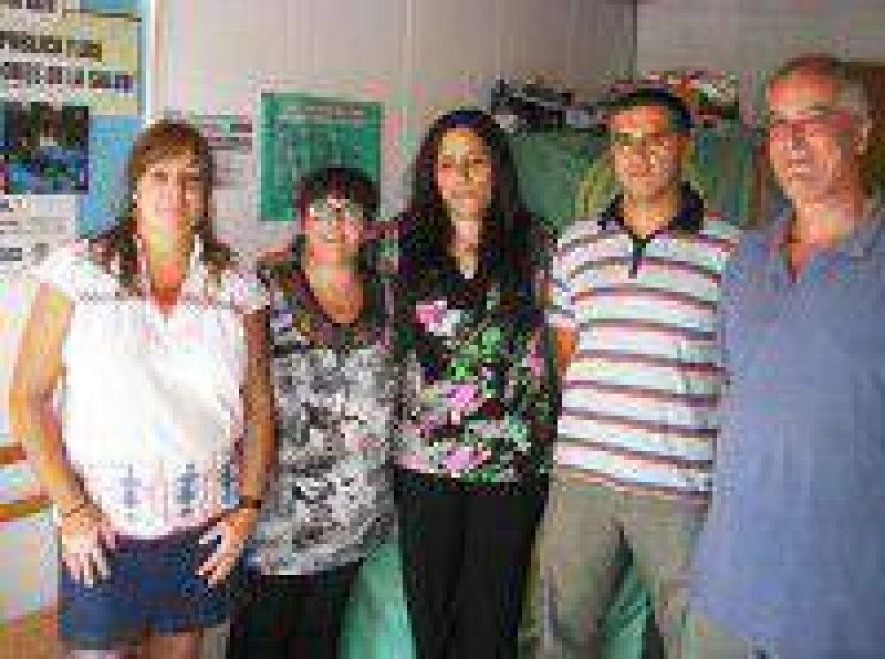 ATE presentó una nueva delegada en el hospital de Saladillo