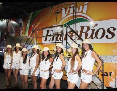 FNS: Otras provincias apostaron a San Juan y llegaron la feria temática