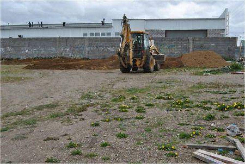 Melella garantizó la construcción del skate & bike park