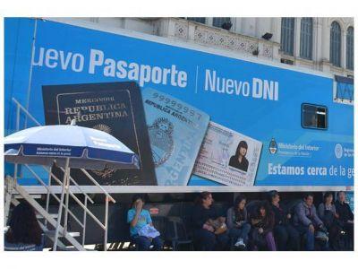 Se podrá tramitar el Nuevo DNI y Pasaporte en el autódromo de Paraná