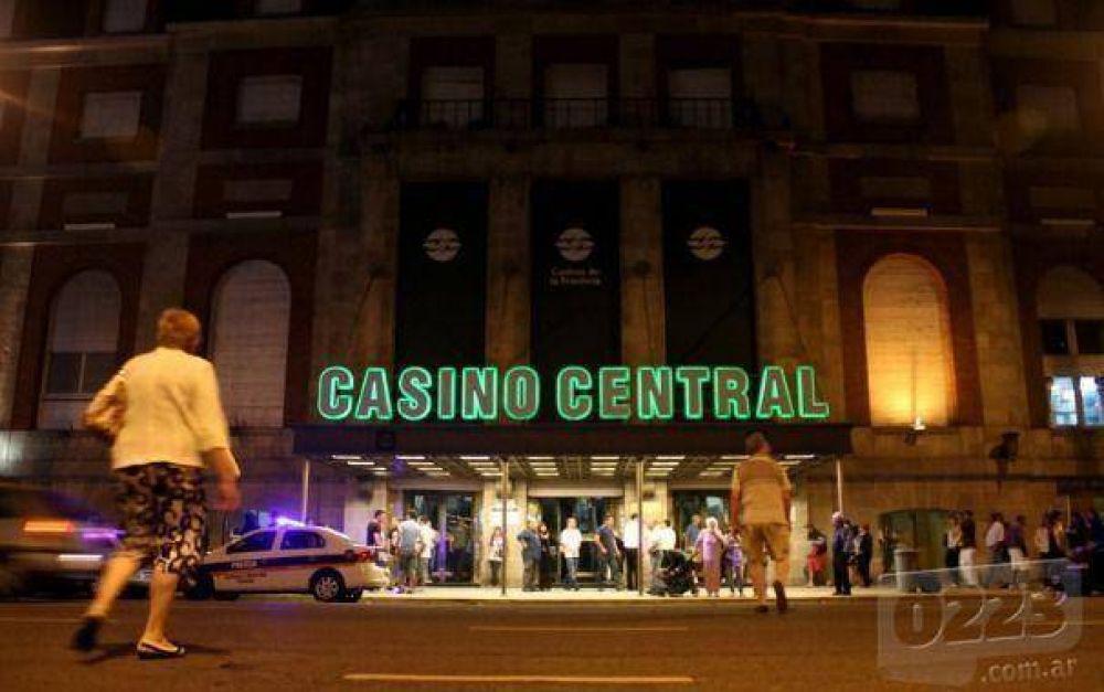 """Preocupa el estado del Casino Central: """"Se cae a pedazos"""""""