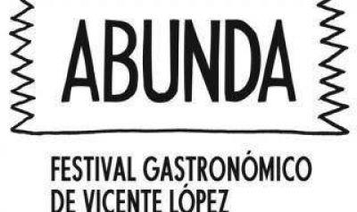 """Abunda"": Primer Festival Gastronómico de Vicente López"