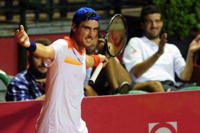 Pella debutará ante Mayer en el ATP de San Pablo