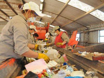 Granadero Baigorria comienza a construir su planta procesadora de residuos