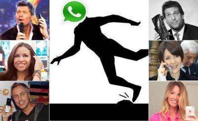 WhatsApp se cayó en todo el mundo: mirá los divertidos tweets de los famosos