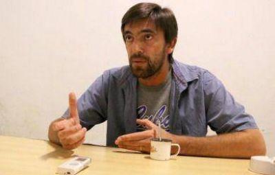 """""""El debate en torno al destacamento sí o no en Las Tunitas se comió la escena"""", criticó Rogelio Iparraguirre"""