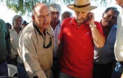 Insfran supervisó la asistencia a los afectados por desbordes del río Pilcomayo