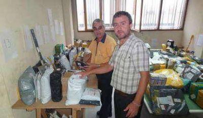 El Correo Argentino colapsado por las compras de balcarceños en el exterior