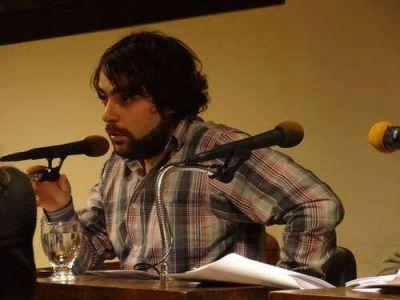 """Marucci calificó de """"infantil, mentiroso y confuso"""" el proyecto de la UCR"""