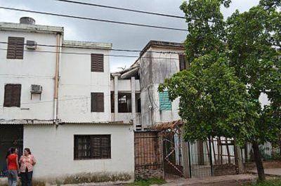 La Municipalidad pidió al IPDUV que atienda el derrumbe en el B° UPCP