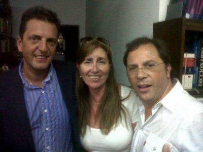 """En Platense, massistas lanzaron """"Massa 2015"""""""