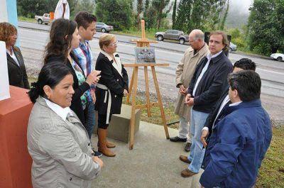 Dirigentes y militantes homenajearon al ex gobernador Guillermo Snopek
