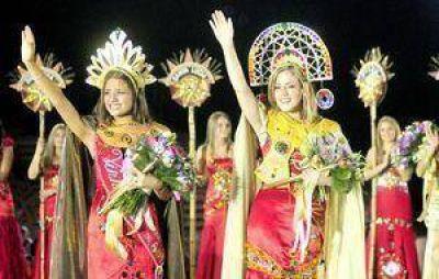 Fiesta del Sol: Jimena, la primera reina que llega del Norte