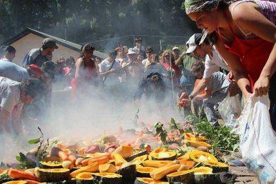 Brillante cierre de la II Fiesta Nacional del Curanto