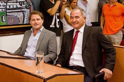 Campbell y Biscay participaron de un encuentro de Concejales PRO