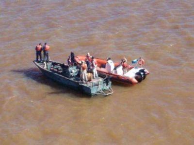En Montecarlo buscan a un hombre que desapareció en el río Paraná