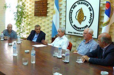 Jujuy: apoyo de la UCR a la dolarización del precio del tabaco