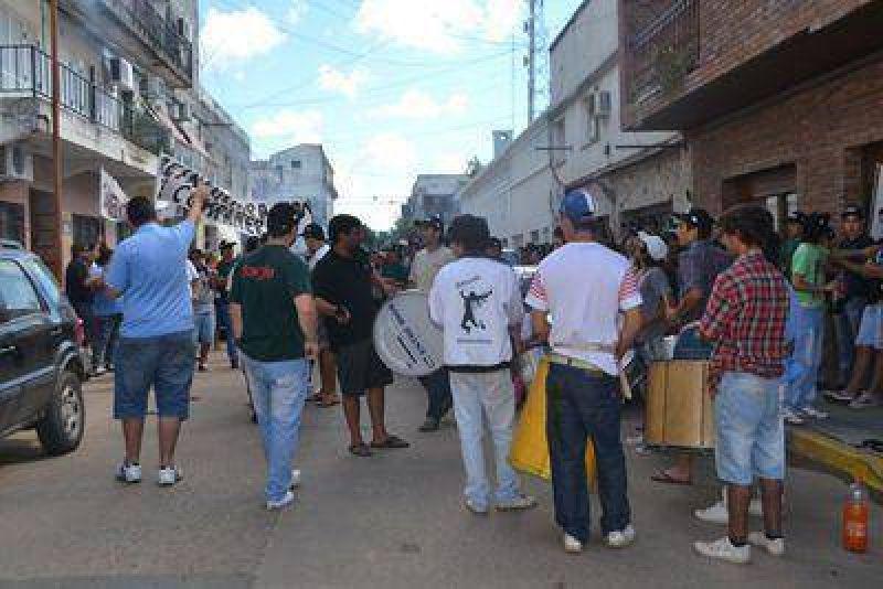 Tras el fracaso de las negociaciones se profundiza el conflicto entre Sutiaga y RPB