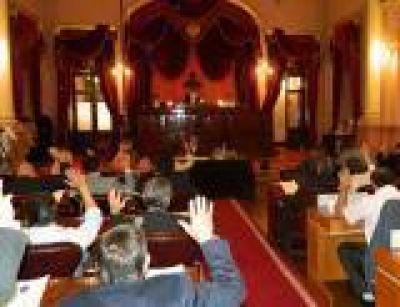 Hoy habrá actividad en las dos Cámaras legislativas provinciales