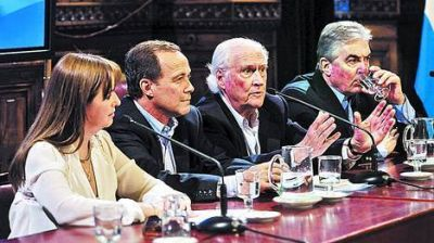 Con aval de Binner, el FAP sumó a Pino y avanza en el Senado