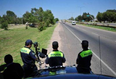 Seguridad vial: labraron 4.910 actas de infracción en lo que va del año