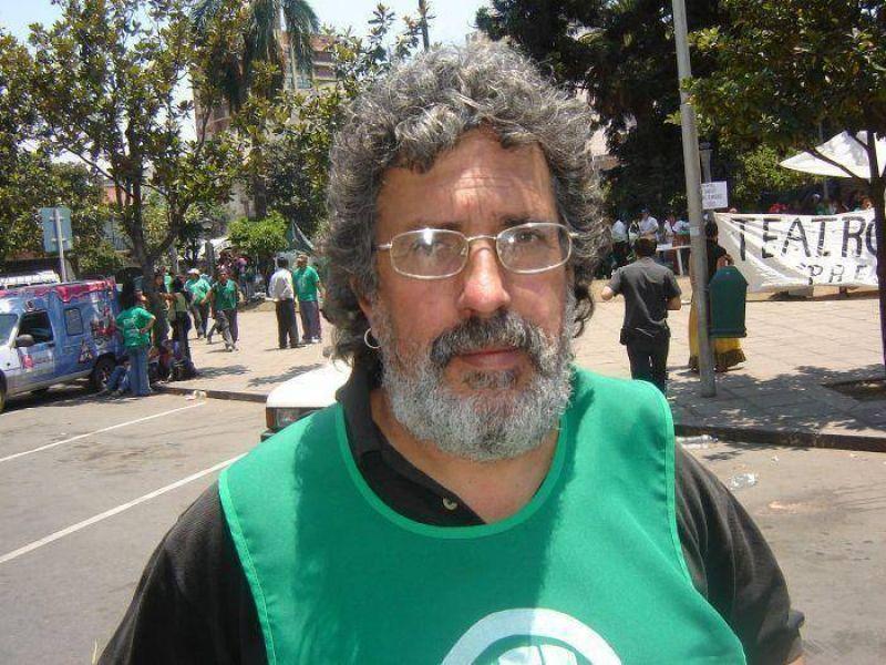 """Acosta: """"el gobierno puede hacer todo por decreto pero lo que no va a poder evitar es el conflicto y la lucha de los trabajadores"""""""
