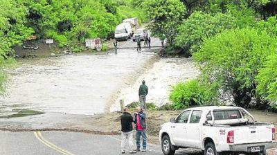 San Juan: un muerto y más de 1.200 evacuados tras un nuevo temporal