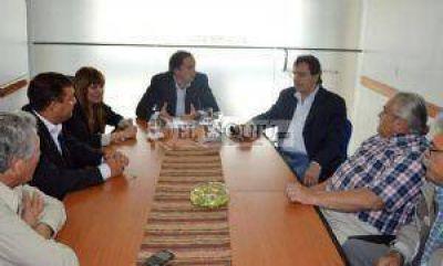 Mera planteó a legisladores una agenda de temas prioritarios para Catamarca