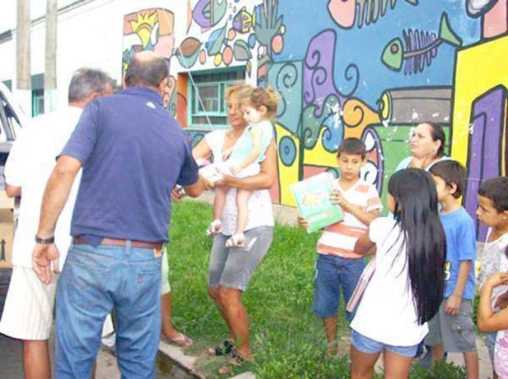 Proyecto Zárate sigue de cerca a la educación zonal