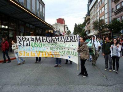 Nueva marcha contra la megaminería a cielo abierto