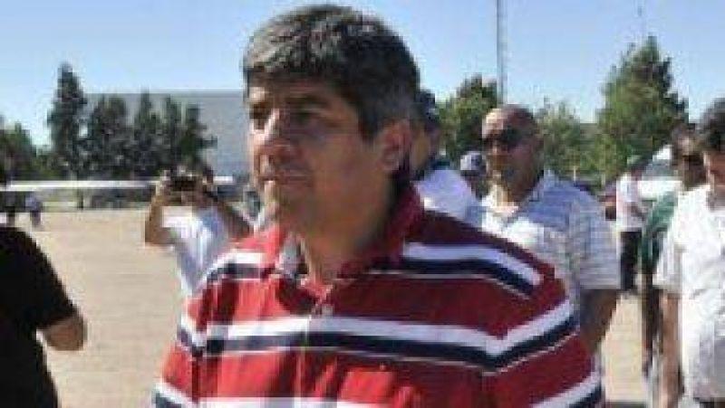"""Moyano: """"Siento asco por los dirigentes massistas"""""""