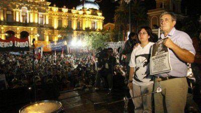 8 años pidiendo justicia por Paulina Lebbos